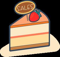 3 Custom sales content