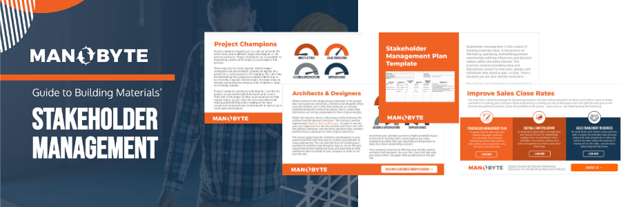 Direct and Indirect Stakeholder Management Plan Guide