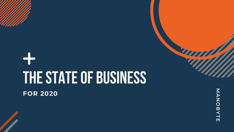 The State of Business for 2020